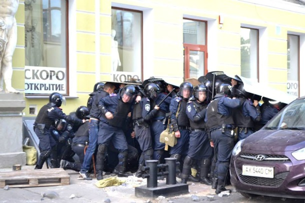 Одесса 2 мая реконструкция трагедии